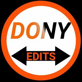 Dony Edits