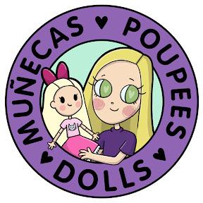 Muñecas, Poupees, and Dolls