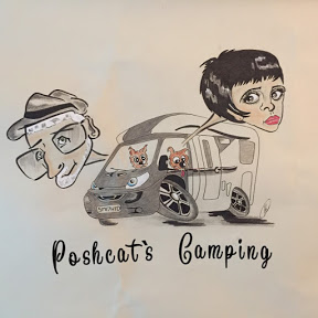 Poshcats Camping