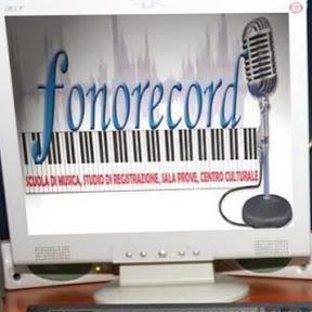 Fonorecord, di Emiliano Bucci
