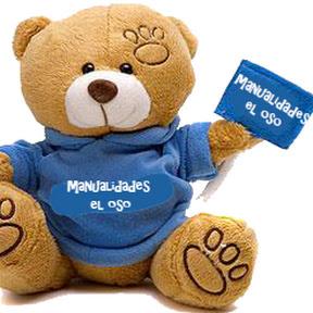 manualidades el oso