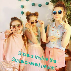 Sisters Inside the Sugarcoated peach