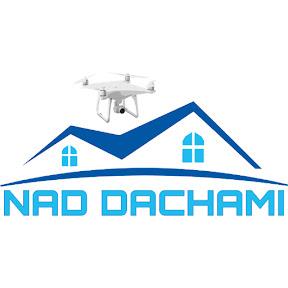 Nad dachami - filmowanie z powietrza, usługi dronem