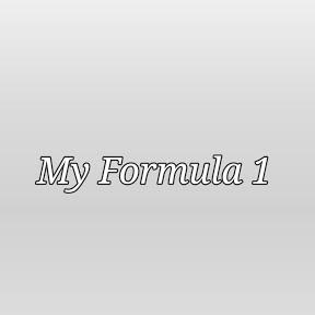 My Formula1