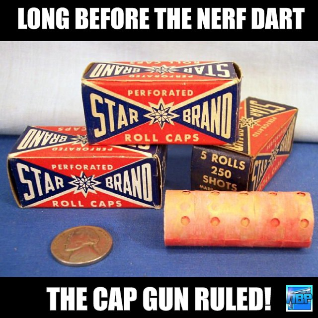 It was Cap Guns and Cowboys and Indians was often the theme  #ThrowBackThursday
