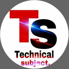 Technical Subject.