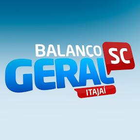 Balanço Geral Itajaí