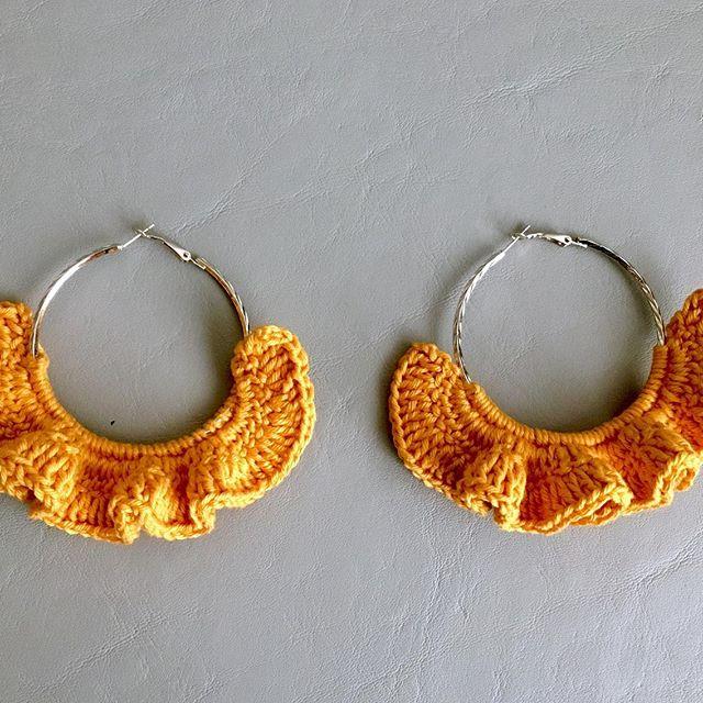 Babadinhos!#handmade #brincosartesanais #compredequemfaz #bijouxhandmade #tendencias #slowfashion #crochedesign
