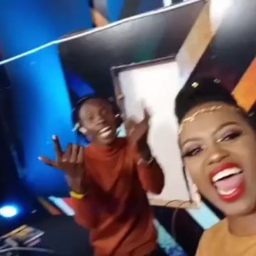 Reposted from @ktntendereza (@get_regrann) -  Kwa yesu tuko fiti sana.... What's your jam of week? Local or International #tenderezalive - #regrann