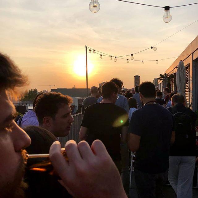 Non ce la facciamo... troppi ricordi. Niente IFA quest'anno per noi🥺  #IFA #Berlino #trip #rooftop #youtube #youtubeitalia