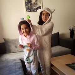 Lina Et diyae family