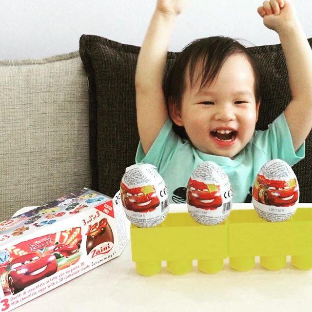 My First Surprise Eggs!! It's Disney Cars! https://youtu.be/QC7Yy1INKQI #surprise #surprises #egg #eggs #disney #disneycars #instacute #kid