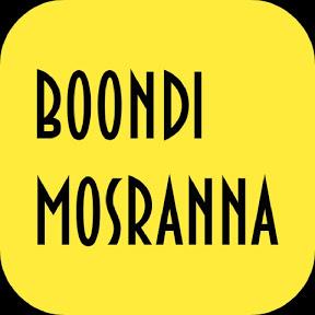 Boondi Mosranna