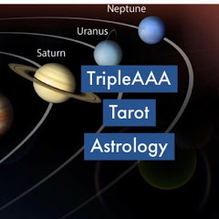 Triple AAA Tarot Astrology