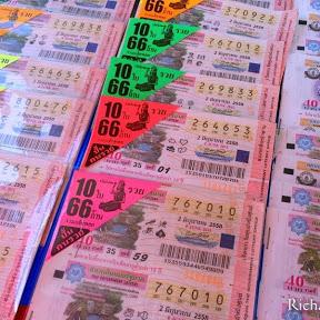 Pakistani and Thai Lottery