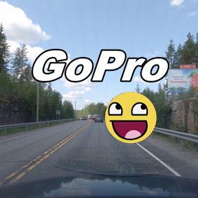 GoPro carvideos
