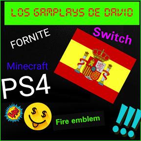 Los GAMEPLAYS de David
