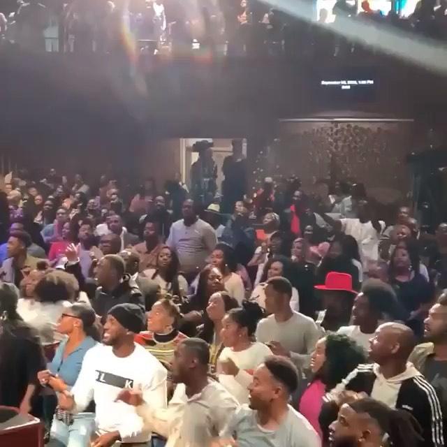Come through Yeezy!!! @bishophez 🔥🔥🔥🔥🔥🔥🔥