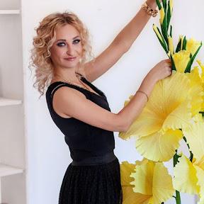 Струкова Декор Мк ростовые цветы