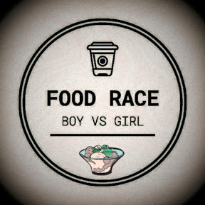Food Race Boy vs Girl