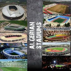 ملاعب الجزائرية جديدة dz