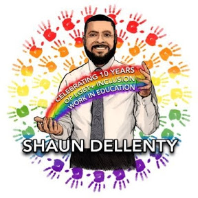 Celebrating Difference with Shaun Dellenty