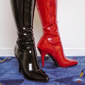 Fantastic Jana shoeexperiments