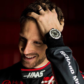 Romain Grosjean Official