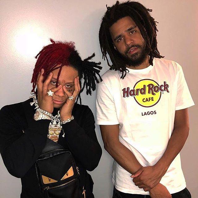 Trippie Redd & J.Cole