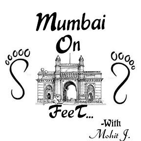 Mumbai on feet