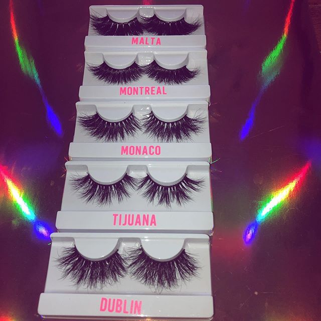 Introducing LLBC all new bigger & BETTER summer collection 😍🌞🌴🌊 take a trip with MALTA,MONTREAL,MONACO, TIJUANA & DUBLIN. All lashes will be 10$ with 20% off at check out 🤑  #luxelashes #minklashes #25mmlashes #lashlover #affordablelashes #MUA #discoverpage #lashes #eyelashes #crueltyfree #3dlashes #lashgoals #makeuplover #pictorial #morphe #abh #prsearch #modelsearch #slay #makeupporn #l4l #lashsale #sale #halfoff