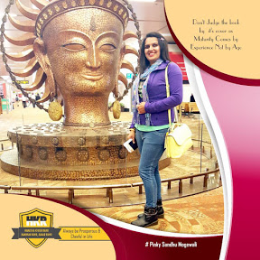Pinky Sandhu as Pinky Mogewali
