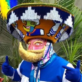 Chinelo de Tlayacapan Morelos