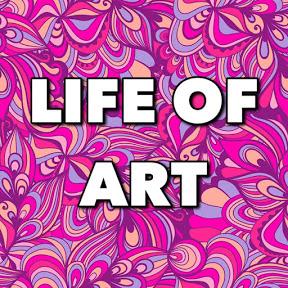 Life Of Art Vlog - Video Blog