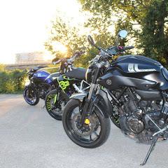 3 Bikers