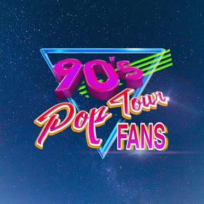90'S POP TOUR FANS