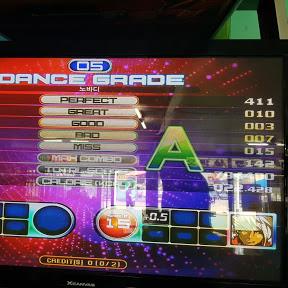 Rhythm Game Junhyuk's