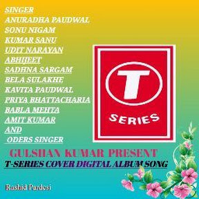 T-Series Cover Digital Album Song