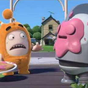 The Oddbods show - Topic
