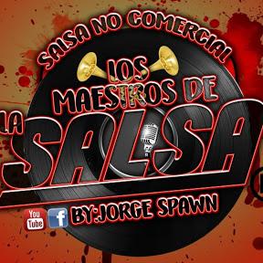 Los Maestros De La Salsa