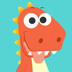 Aprende con EDDIE - El dinosaurio travieso