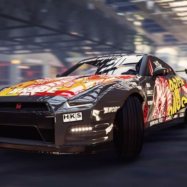 NFS Prostreet Apex Glide Livery On A R35 In The Crew 2  #thecrew2 #thecrew #nissan #nissangtr #pc #r35 #nissangtrr35 #needforspeed #gamepictures #virtualphotography #gametography #racinggames #racinggame #drivinggames #photomode #carpictures #cars #carpics #car #gameplay #city #carpic #needforspeedmostwanted #edited #videogames #gamecapture #gaming #nfsmw #nfs