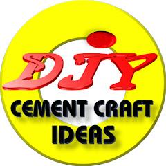 DIY- Cement craft ideas