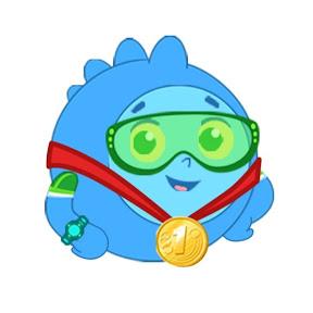 Спортания - развивающий мультфильм для детей