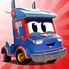 Super Ciężarówka - Miasto Samochodów