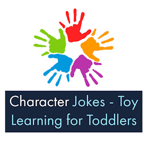 Character Jokes - Toy Learning for Toddlers