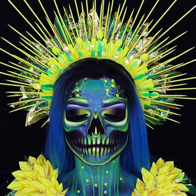 FOLLOW ➡️ 🎨 MUA : @real.alterface Amazing art work !  _________________'👍 _________________👍 _________________👍 . #feauturedmuas #makeuptoslay #underratedmuas #abh @abhnorvina #norvina  #bhcosmetics @bhcosmetics #muas  #morphe #bodypaint @morphebrushes #bodypainting @mehronmakeup #ilusionmakeup #makeupinspo #blazin_beauties #slaymakeup #abh  #mehron #makeupideas #makeuplife #dressyourface #instaglam #allmodernmakeup #beautyguru #makeupforbabesx #myartistcommunity #makeuptutorialsx0x #artmakeup #amazingart #makeupfanatic1