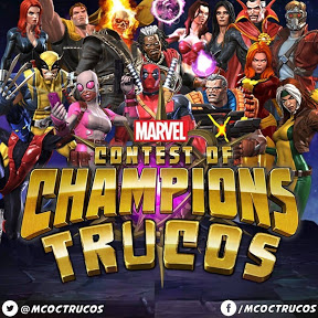 Marvel Contest of Champions Trucos