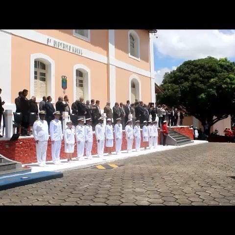 Cerimônia de Passagem de Comando do 9º Distrito Naval - Vídeo Completo da Cerimônia no Canal link no feed #marinha #marinhadobrasil #brasil #selva #fuzileironaval #registrosmilitares