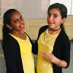 Raga and Preethi Dancing stars